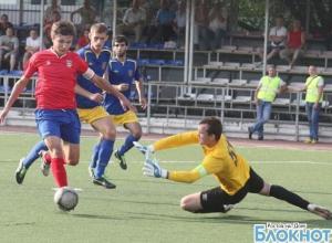 ФК СКВО обыграл на своем поле «Энергию» и сохранил лидерство в таблице