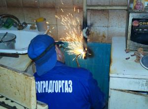 Более 760 миллионов рублей задолжали за газ жители Ростовской области