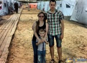 В Ростов из Луганска вывезли семью Путиных
