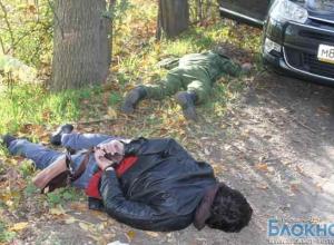 В Аксайском районе задержали угонщиков