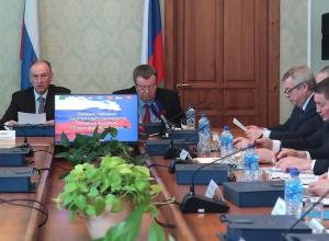 Ростовские чиновники рассказали Патрушеву о своей готовности отражать кибер-атаки