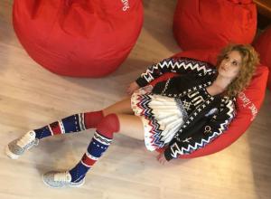 Певица Монеточка поняла после концерта, что Ростов - сумасшедший город