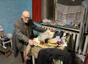 В Ростове ветеран ВОВ прозябает в нищете