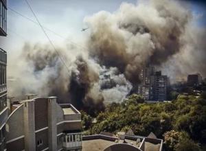 Полиция Ростова: причиной страшного пожара в августе 2017 года не был поджог