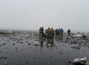 30 криминалистов будут работать с телами погибших в авиакатастрофе