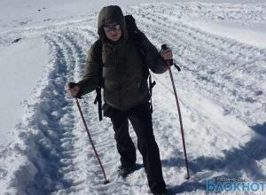 Выжившего в горах Грузии туриста уже завтра перевезут в Волгодонск
