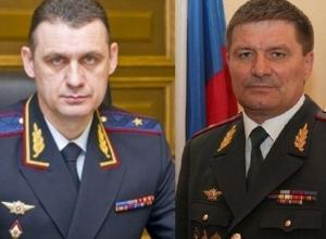 Президент Владимир Путин освободил от должностей двух донских генералов полиции