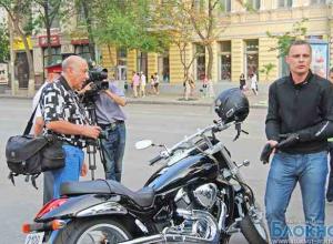 Начальник полиции Ростова разбился на мотоцикле за 10000 долларов