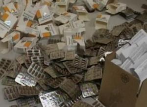 В Ростове снова изъяли сомнительные лекарства