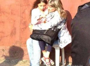 Первые снимки найденной 9-летней Даши Поповой