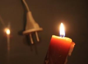 В Ростове часть Ленинского района из-за аварии осталась без света