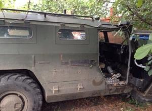 В Ростове по ДТП с военным «Тигром» возбуждено дело в отношении 23-летнего солдата-срочника