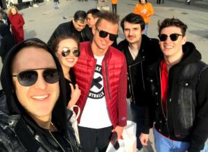 Влюбленные Костенко и Тарасов опубликовали первое совместное фото от экс-партнера Бузовой
