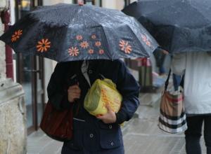 Пасмурные и дождливые выходные ожидают ростовчан после трудной рабочей недели