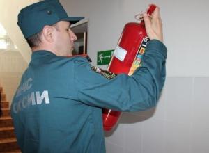 В Ростове-на-Дону из-за нарушений пожарной безопасности закрыли 7 заведений массового скопления людей