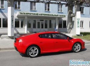 Началась тестовая сборка малолитражки TAGAZ AQUILA за 415 тысяч рублей