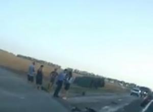 Бракованный асфальт  назначили виновным в страшной аварии под Ростовом
