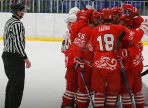 Ростовские хоккеисты обыграли курганцев и установили новый рекорд по длительности победной серии