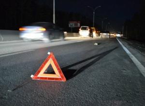 Ловившего попутку на трассе мужчину в камуфляже сбил автомобиль в Ростовской области