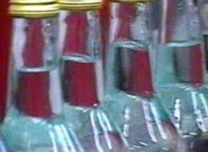 В Сальске полицейские «накрыли» цех по производству поддельной водки
