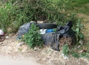 В мусоре и окурках играют заброшенные властями дети с окраины Орбитальной в Ростове