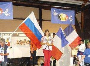 Ростовчанка стала первой российской спортсменкой, выигравшей Чемпионат мира по парааджилити