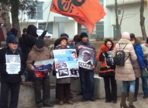 Ростовские оппозиционеры устроили в парке акцию памяти расстрелянного Бориса Немцова