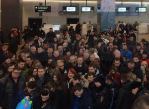 Из-за угрозы минирования срочно эвакуировали ростовский аэропорт «Платов»