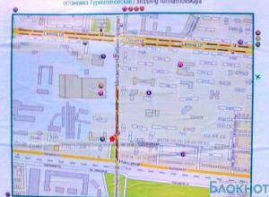В Ростове на остановочных комплексах появились информационные карты-схемы