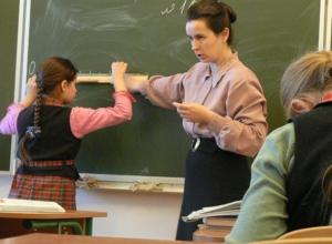 Оскорбления и насмешки над учителями станут уголовно наказуемы