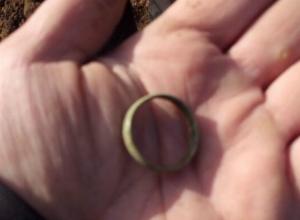 Останки десяти неизвестных красноармейцев раскопали в Ростовской области