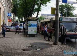 Водитель, зарезавший пассажира на остановке в Ростове, находился в состоянии аффекта