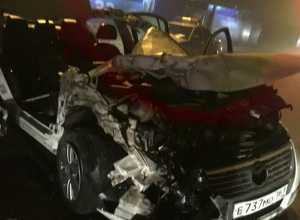 Гонки в тумане: один человек погиб в ночном ДТП на Комарова в Ростове