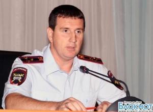 Игорь Константинов назначен новым и.о. начальника донского УГИБДД