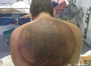 В Ростове-на-Дону в бассейне мужчину затянуло в сливную трубу. Видео