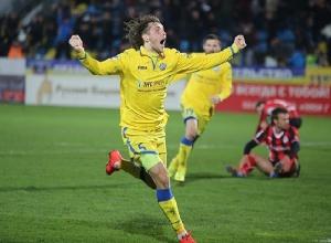 Футбольный клуб «Ростов» вырвал ничью в поединке с «Амкаром»