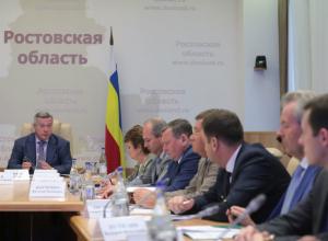 Главы городов рассказали губернатору как поживают обманутые дольщики в Ростовской области