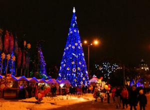 Встретить Новый Год под открытым небом в парке Горького смогут ростовчане