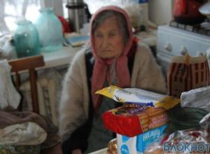 В Ростовской области 87-летняя пенсионерка пять суток просидела взаперти без еды и помощи