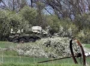 Российские войска отозваны от украинской границы