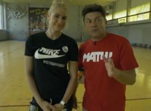 Донских раков попробовал ведущий передачи на «Матч ТВ» в Ростове