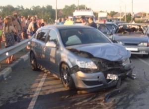 На трассе «Азов-Ейск» в Ростовской  области в ДТП погибли 2 человека, еще 6 пострадали
