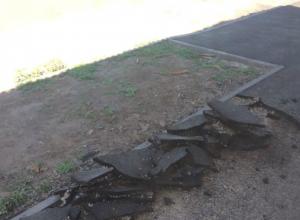 Ростовчане пожалели изнывающих от жары дорожных рабочих