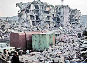 Армяне Ростова-на-Дону почтили память жертв Спитакского землетрясения