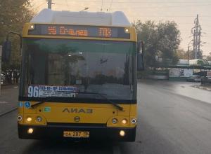 Более 60-ти новых автобусов 2017-2018 годов выпуска вышли на улицы Ростова