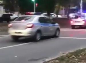Стало известно о том, на какой «пожар» летели полицейские машины в Ростове