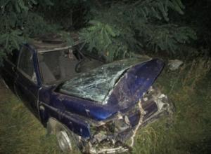 В Ростовской области пьяный 19-летний водитель насмерть сбил женщину и двухлетнего ребенка. Видео