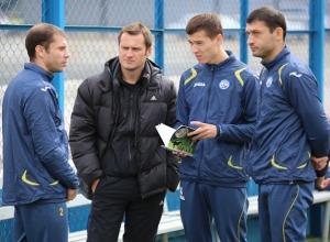 Известный футболист Дмитрий Кириченко стажируется в «Ростове»