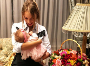 Поклонницы умоляют ростовчанку Полину Диброву родить мужу дочку