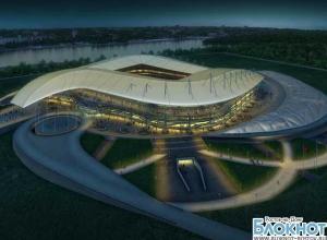 В Ростове представили эскизный проект стадиона к ЧМ-2018